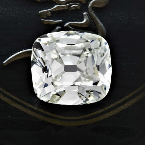 6 Ct. Old Mine Diamond