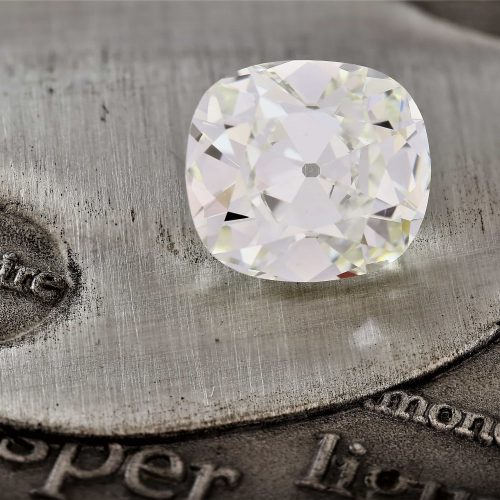 5 Ct. Cushion Cut