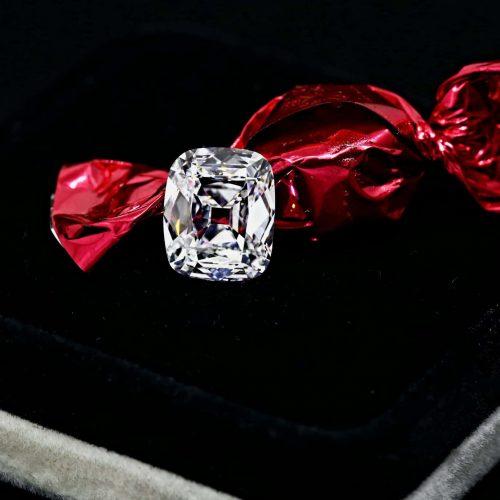 Rare Mclean Cut Diamond