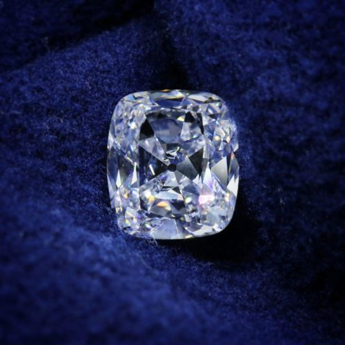 Superb 7 Ct. Type IIa Diamond